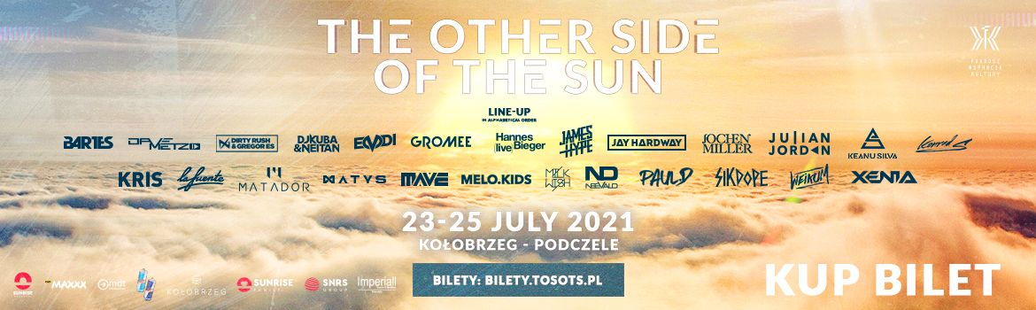 The other side of the Sun 2021